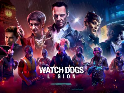 Mau Perbaiki Bug di Single-Player, Ubisoft Tunda Perilisan Mode Online Watch Dogs: Legion