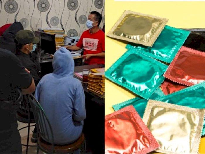 Alat Kontrasepsi Jadi Bukti Kasus Dugaan Prostitusi 2 Artis di Jakut