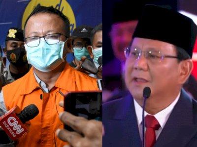 Janji Prabowo Jebloskan ke Penjara, Edhy Pasang Muka Melas Minta Maaf: Ini Kecelakaan