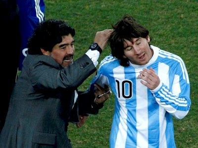 Lionel Messi Vs Diego Maradona: Siapa Yang Lebih Hebat? Berikut Ulasannya!