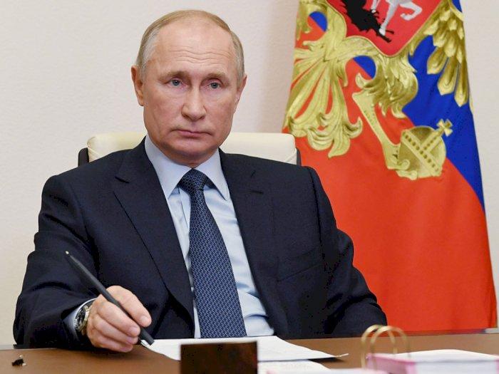 Sputnik V Akui Vaksin Pertama di Dunia, Vladimir Putin Malah Belum Divaksin, Ini Alasannya