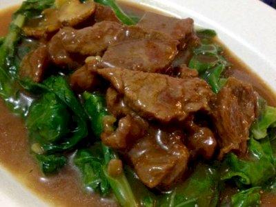Resep Kailan Daging Sapi yang Simple dan Dijamin Enak