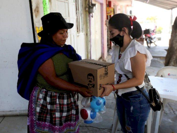 Meksiko Sumbang 10 Ribu Kasus Hari Ini, Kini 60 Juta Penduduk Dunia Terpapar Covid-19