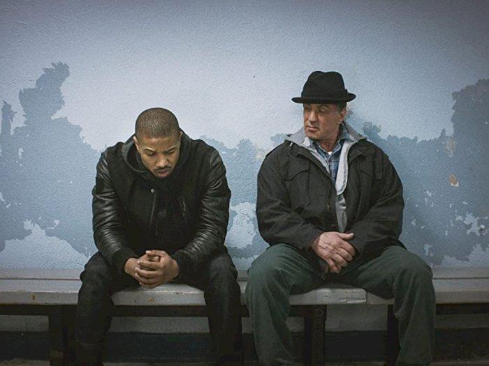 Sinopsis 'Creed (2015)' -  Michael B. Jordan Jadi Anak Seorang Petinju
