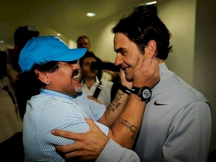 Dunia Tenis Turut Berduka atas Meninggalnya Maradona
