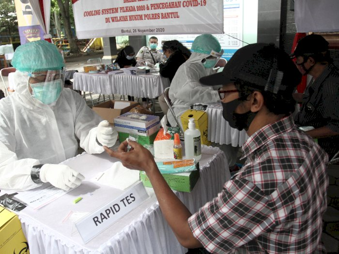 FOTO: Bakti Kesehatan Mabes Polri