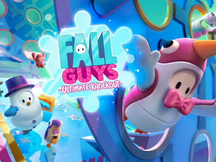 Season 3 dari Game Fall Guys: Ultimate Knockout Hadirkan Tema Musim Dingin!
