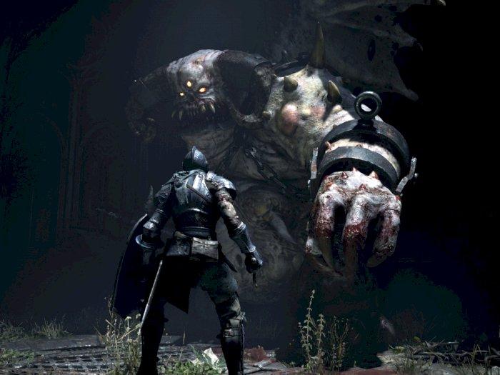 Speedrunner Ini Tamatkan Demon's Souls Remake di PS5 dalam Waktu 20 Menit!