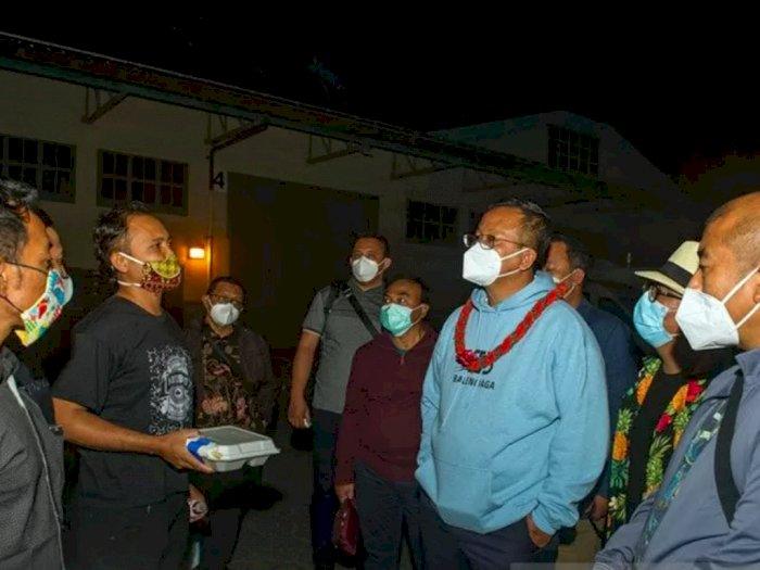 Sebelum Ditangkap KPK, Edhy Prabowo Sempat Jumpai Nelayan RI di Amerika Bahas Ini
