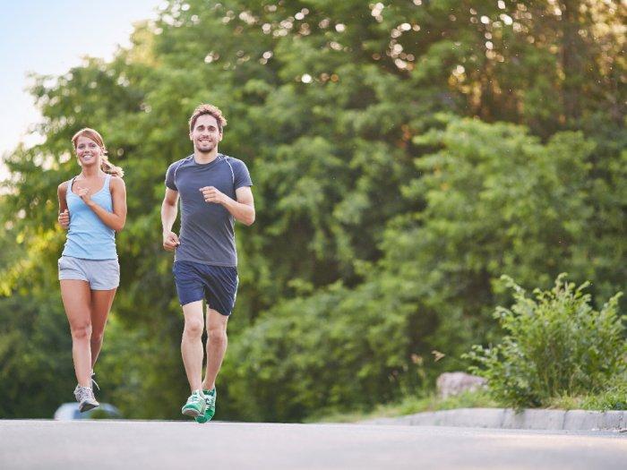 Latihan Mana yang Paling Tepat untuk Menurunkan Berat Badan, Berlari atau Berjalan?