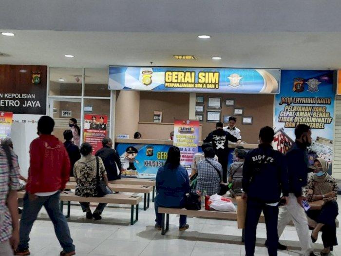 Lokasi Sim Keliling di DKI Jakarta Hari Ini