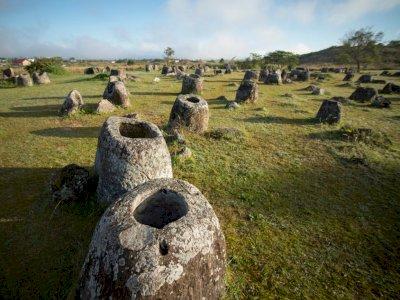 Plain of Jars, Situs Guci Megalitik di Dataran Tinggi Laos