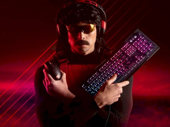 Dr Disrespect Singgung Gamers Mobile, Sebut Game Mobile Bukan Hal yang Serius