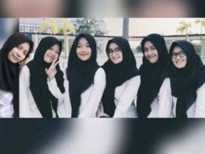 Transformasi Mahasiswi saat Maba VS Semester 7 Bikin Netizen Jatuh Hati, Ini Potret Mereka