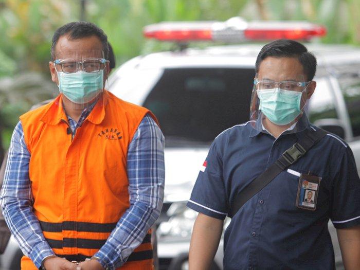KKP Sebut Edhy Prabowo Telah Ajukan Pengunduran Diri ke Presiden Jokowi
