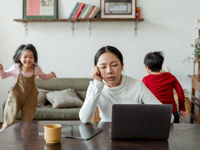 4 Zodiak Ini Cenderung Meremehkan Stres dalam Mengasuh Anak-anak Mereka