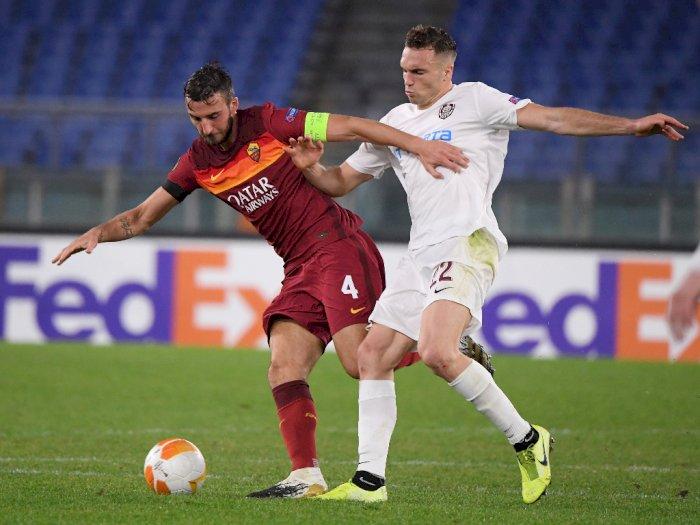 CFR Cluj Vs Roma Berakhir 0-2, i Giallorossi Pimpin Grup A Liga Eropa