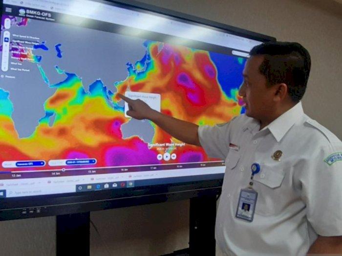 Prediksi Cuaca BMKG: Berawan hingga Hujan Lebat di Sejumlah Wilayah Indonesia
