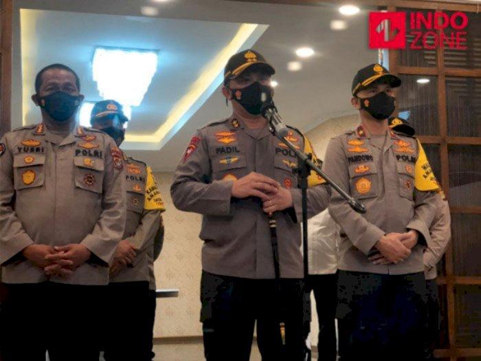Rizieq Shihab Dikabarkan Sakit Usai Gelar Acara, Kapolda Metro: Positif Thinking Saja