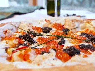 Pizza Louis XIII, Dibandrol $ 12.000 Jadi Pizza Paling Mahal di Dunia