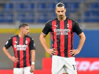 Ditahan Imbang Lille, Milan Dianggap Sama Dengan atau Tanpa Ibrahimovic