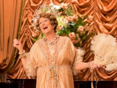 'Florence Foster Jenkins (2016)' -  Wanita dengan Suara Mengerikan yang Menjadi Penyanyi