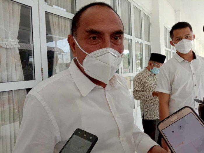 Banyak Menolak Habib Rizieq ke Sumut, Gubernur Edy: Di Sumut Masih Covid