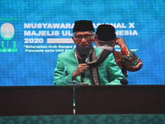 KH Miftachul Achyar Terpilih Jadi Ketua Umum MUI Gantikan KH Ma'ruf Amin
