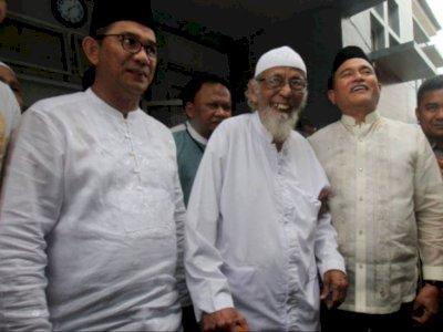 Kesehatan Menurun, Abu Bakar Ba'asyir Dirawat di Rumah Sakit