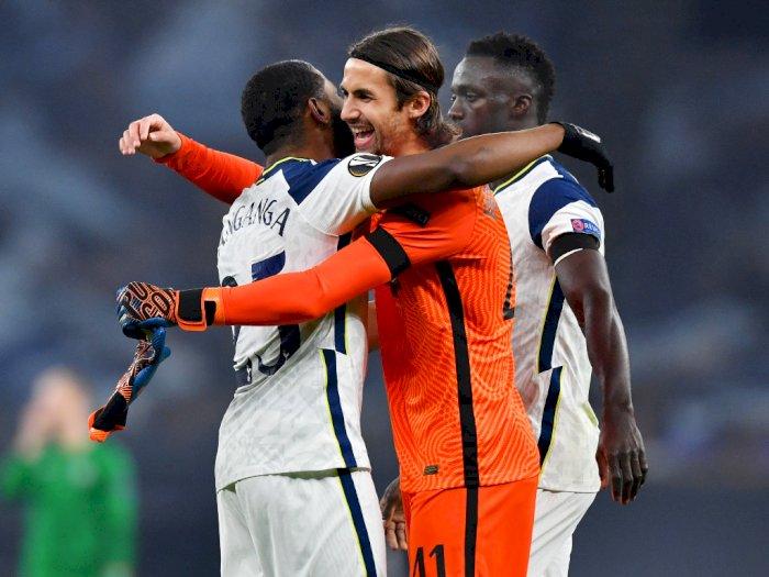 Tottenham Vs Ludogorets Berakhir Dengan Skor Telak 4-0 Dimenangkan Spurs