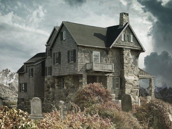 Wih! Rumah Berhantu di Taiwan Dijual Seharga Rp6,6 Miliar
