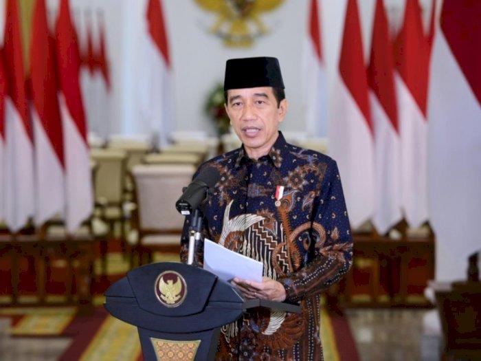 Soal BLT Guru Honorer Rp1,8 Juta, Jokowi: Bantuan Ini untuk Peningkatan Kualitas Mengajar