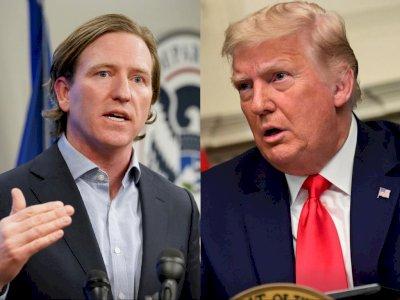 Mantan Kepala Keamanan Pemilu AS Sebut Tuduhan Kecurangan oleh Trump Lucu
