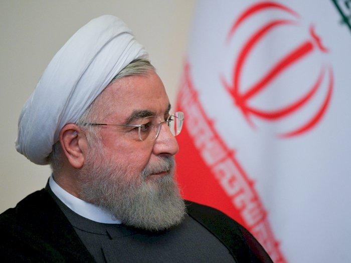 Terkait Meninggalnya Ilmuwan Nuklir Fakhrizadeh, Presiden Iran Tuding Israel yang Membunuh
