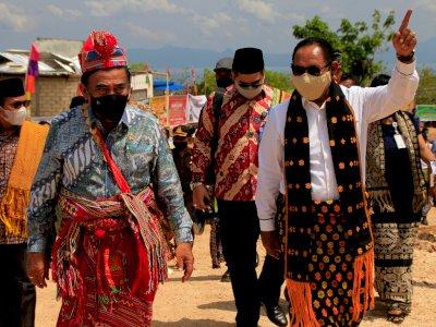 FOTO: Kunjungan Kerja Menteri Agama ke NTT