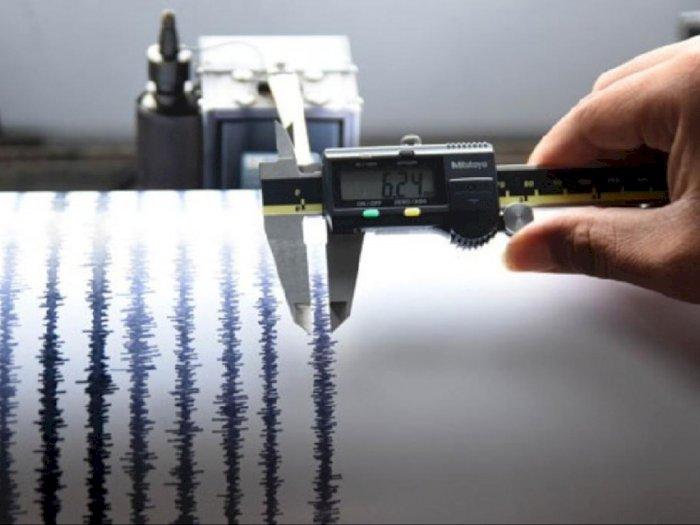 Dalam Sepekan Sumut Dilanda Gempa Hingga 27 Kali