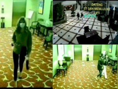 Detik-detik Artis ST dan Selebgram MA Datang ke Hotel sebelum Digerebek Akibat Prostitusi