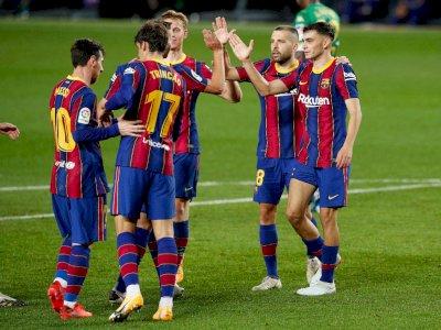 Barcelona Konfirmasi Kesepakatan Pemotongan Gaji Pemain