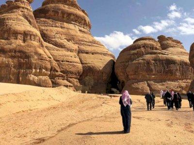 Al-Ula, Situs Warisan Dunia UNESCO Pertama di Arab Saudi Kembali Terima Pengunjung