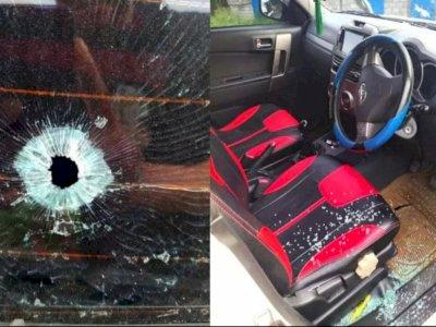 Terjadi Penembakan Mobil di Manokwari, Polisi: Tak Ada Korban Jiwa