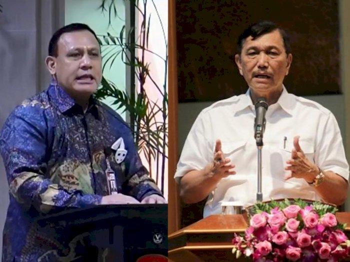 Seru! Tanggapi Luhut Pandjaitan Soal Edhy Prabowo, KPK: Tidak Ada Istilah Berlebihan