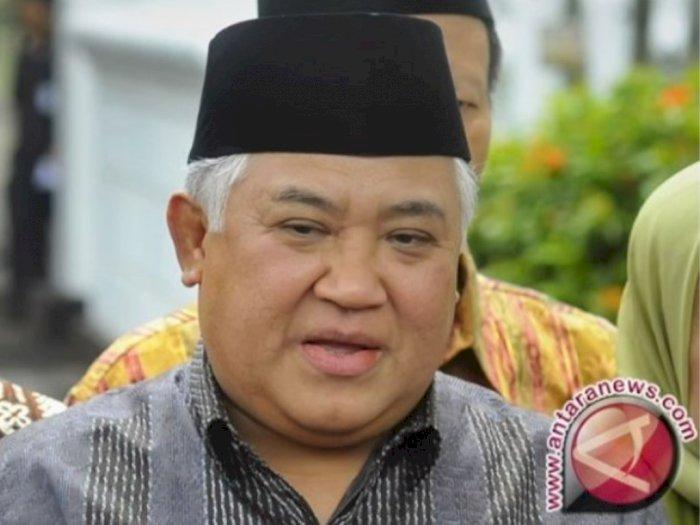 Bukan Pengurus Lagi, Din Syamsuddin Bantah Didepak MUI, 'Karena Saya Tidak Bersedia'