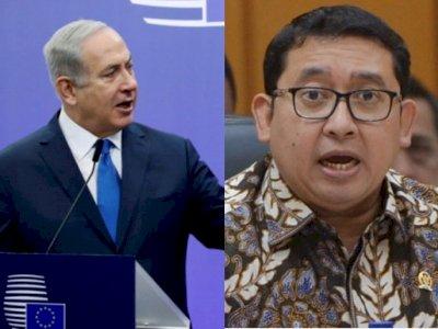 Pemerintah Aktifkan Calling Visa Israel, Fadli Zon Murka: Melukai Umat Islam di Indonesia