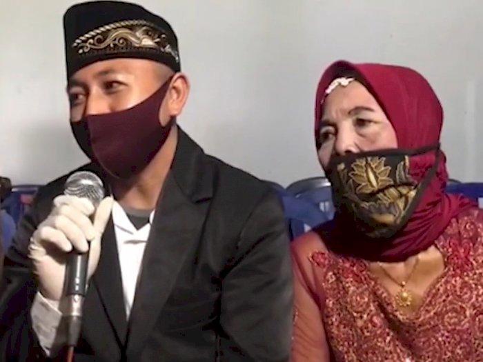 Sosok Jamhar Ali, Pria 29 Tahun Nikahi Nenek 76 Tahun, Ngaku Cinta pada Pandangan Pertama