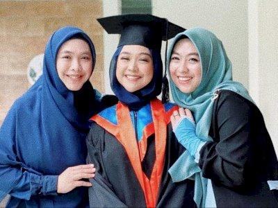 Selamat! Ria Ricis Akhirnya Lulus kuliah, Wisuda Secara Online
