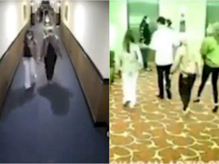 Detik-detik Penggrebekan Artis ST dan MA di Hotel Jakarta Utara saat Lakukan Threesome