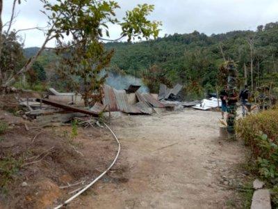 Kapten Arnianto dan Keluarga Tewas Dibantai di Sigi, Polisi Sebut Teroris Geng Ali Kalora