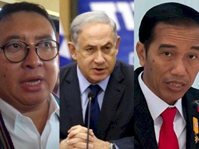 Buntut Calling Visa Israel, Fadli Zon Kecam Pemerintah: Pengkhianatan Terhadap Perjuangan