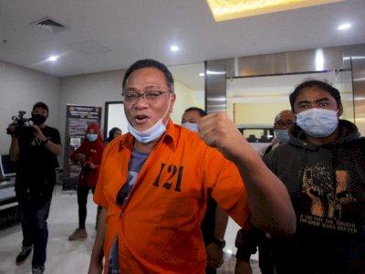 Jumhur Hidayat dan 7 Tahanan Bareskrim Dinyatakan Sembuh dari COVID-19