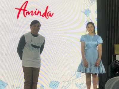 Rilis Single Debut, Aminda Bawakan Lagu Ciptaan Yovie Widianto Bertema Ghosting